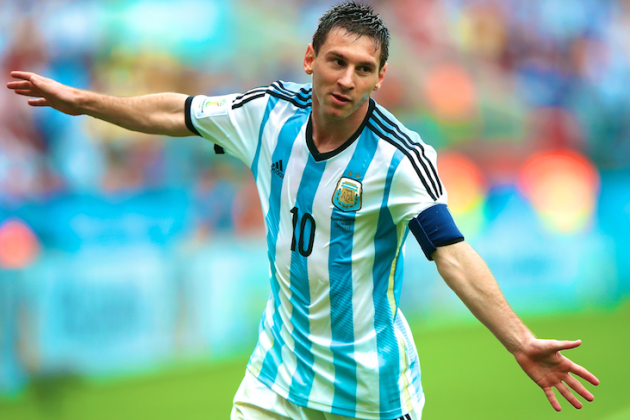 Nigeria vs. Argentina: World Cup Group F Score, Grades and Post-Match Reaction