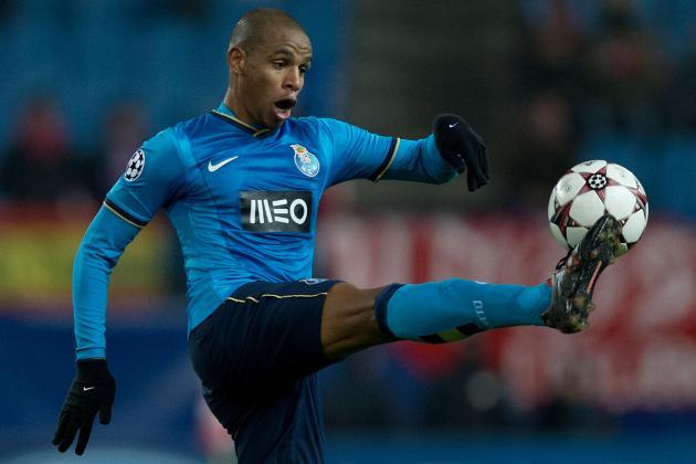 Porto Announce Fernando €15M Sale to Man City