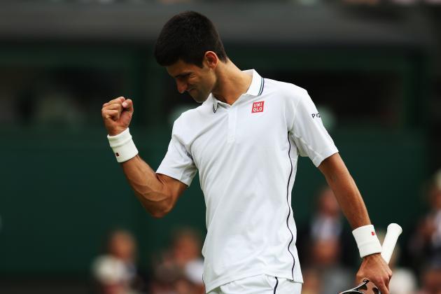 Novak Djokovic vs. Radek Stepanek: Score and Recap from 2014 Wimbledon