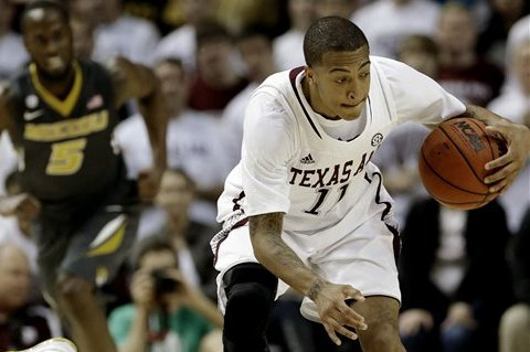 Dismissed A&M PG Reese Commits to N. Texas