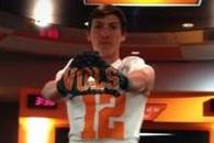Kicker Tommy Townsend Fifth UT Vols Commitment in Three Days