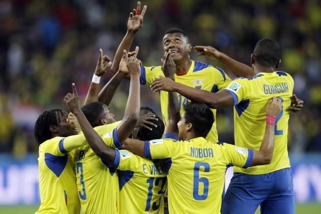 Switzerland Name XI to Face Ecuador