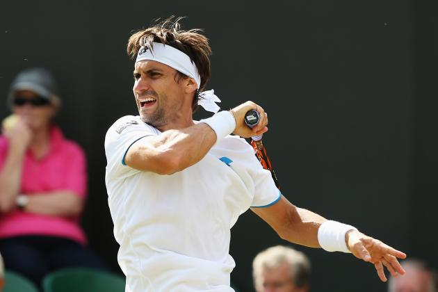 Wimbledon 2014 Results: Notable 2nd-Round Scores from Wednesday's Action