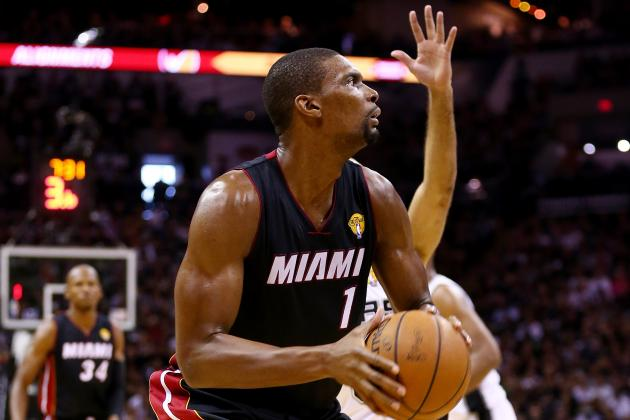 Is Chris Bosh Still Worth a Max Contract to Miami Heat in Free Agency?