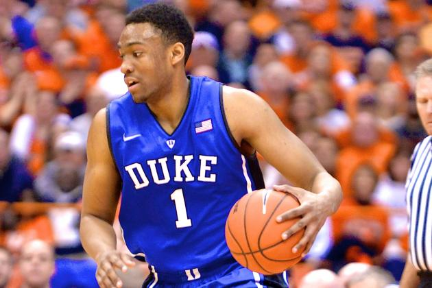 Jabari Parker Says Milwaukee Bucks Are Committed to Drafting Him with 2nd Pick