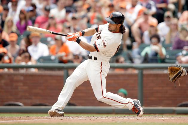 Angel Pagan Injury: Updates on Giants OF's Back and Return
