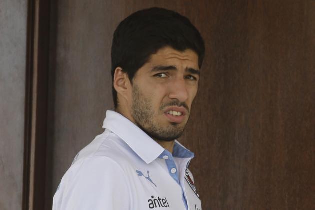 Lugano: Suarez 'Bite' Was Nothing