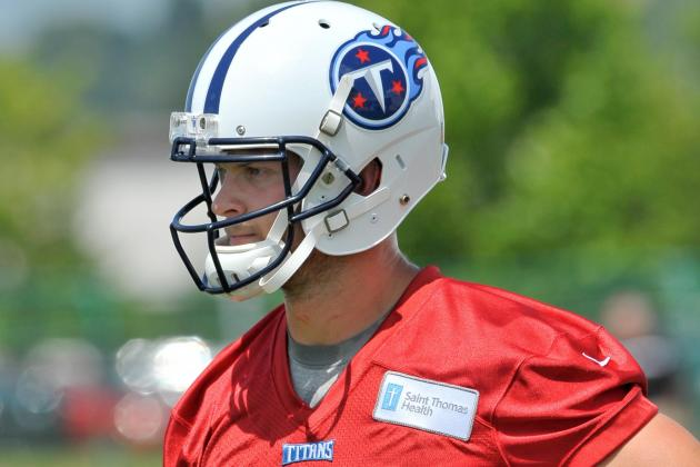 Jake Locker and Co. Embracing Upheaval