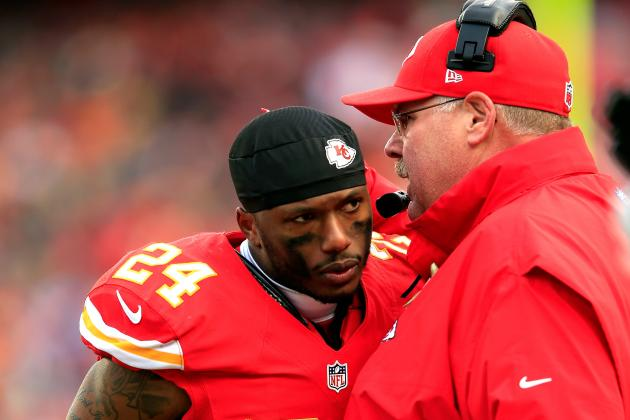 Brandon Flowers Admits Playing Chiefs Twice Was a Factor