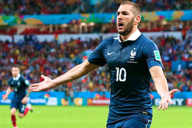 Ecuador vs. France: Live Score, Highlights for World Cup 2014 Group E Game