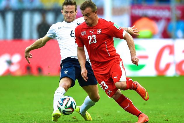 Honduras vs. Switzerland: Live Score, Highlights for World Cup 2014 Group E