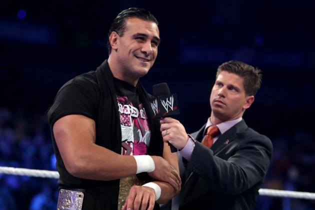Josh Mathews Reportedly Released by WWE
