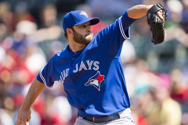 Morrow's Goal Is Returning to Help Blue Jays in 2014