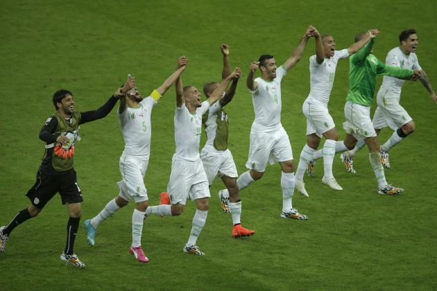 Algeria vs. Russia: Date, Time, Live Stream, TV Info and 2014 World Cup Preview