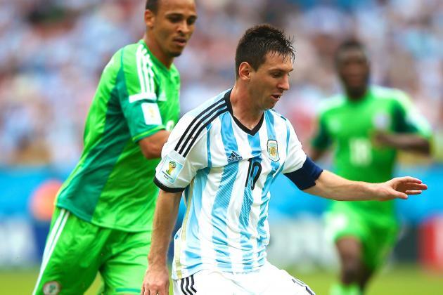 Nigeria vs. Argentina: Roaming Lionel Messi the Key to Unlock Nigeria's Defence