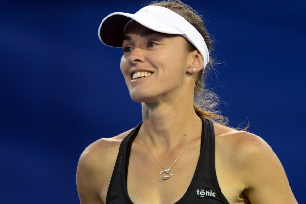 Hingis Returns to Wimbledon, Falls in Doubles