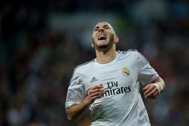 Karim Benzema and Real Madrid Agree on 5-Year Contract Extension