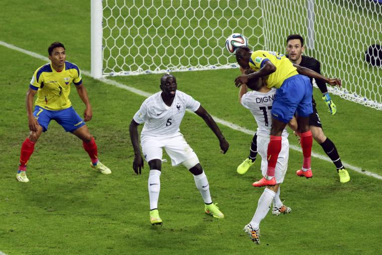 Ecuador vs. France: Highlights from Group E Match