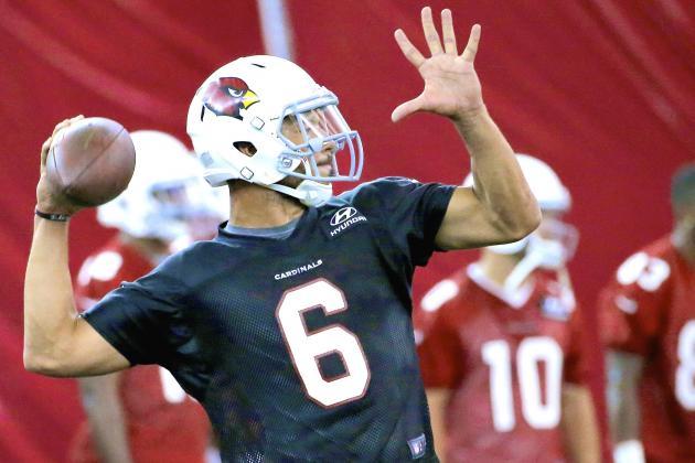 Logan Thomas Makes Perfect Sense as the Arizona Cardinals' QB of the Future