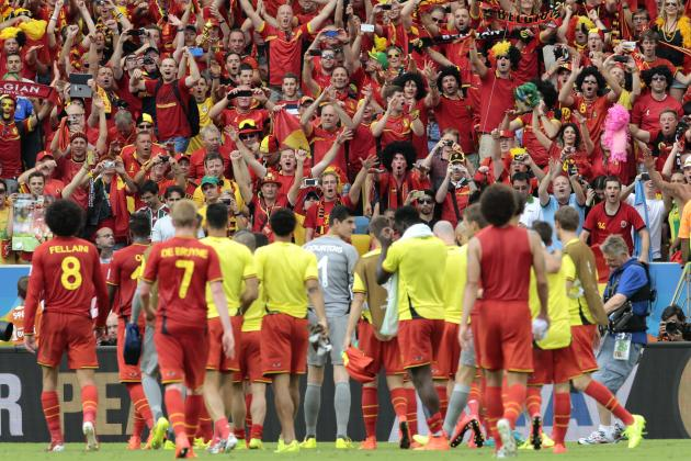 South Korea vs. Belgium: Date, Time, Live Stream, TV Info and World Cup Preview