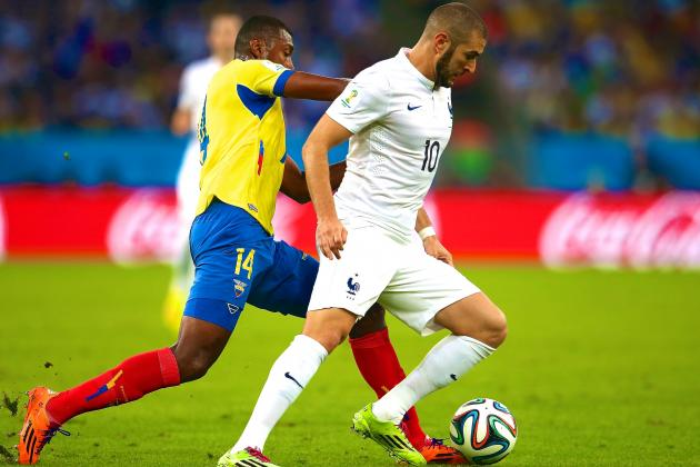 Ecuador vs. France: World Cup Group E Score, Grades and Post-Match Reaction