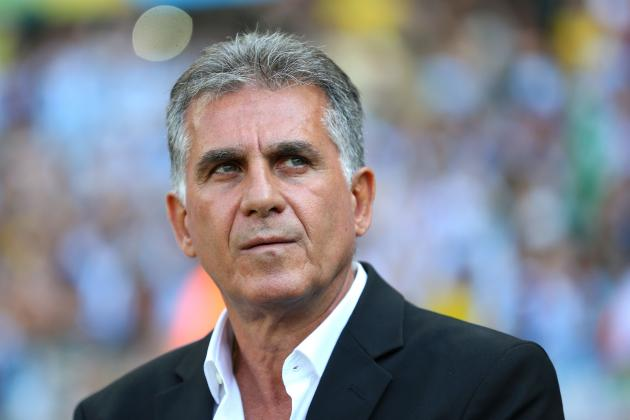 Carlos Queiroz Quits as Iran Manager: Latest Details and Reaction