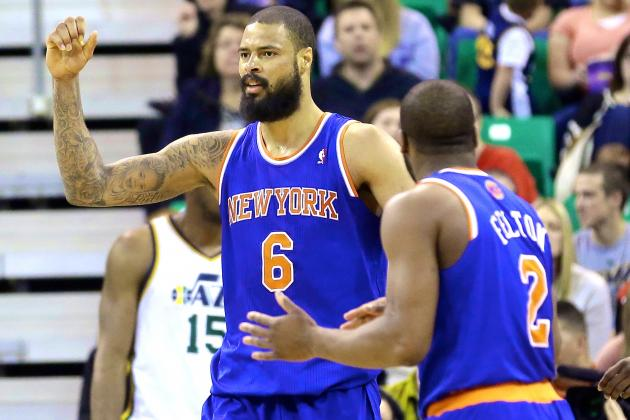 Tyson Chandler, Raymond Felton Traded to Mavericks in 6-Player Deal
