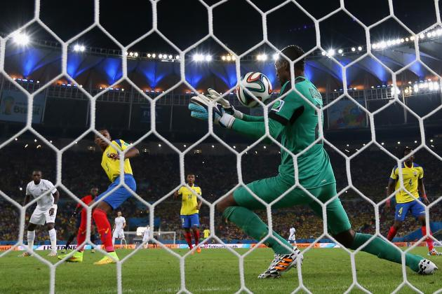 Ecuador vs. France: Dominguez Proves Unbeatable as Les Bleus Draw a Blank