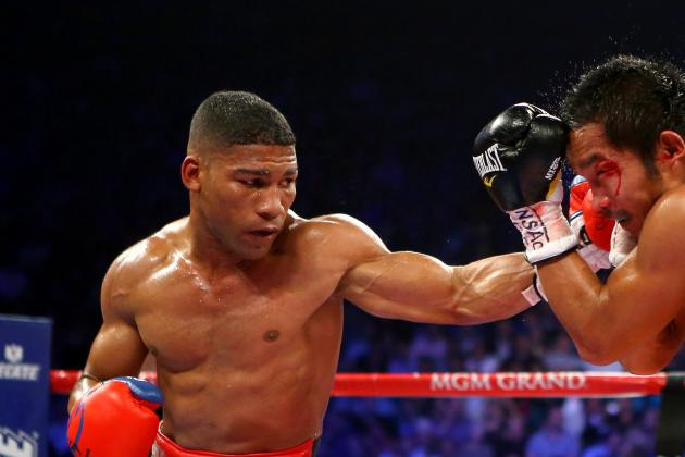 Enigmatic Yuriorkis Gamboa in a Make-or-Break Fight vs. Terence Crawford