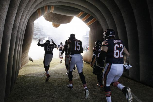 Projecting the Ceiling, Floor for the Chicago Bears in 2014