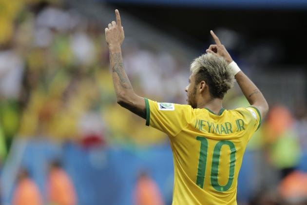 Entire Field Scores at Least Once at Brazil World Cup 2014