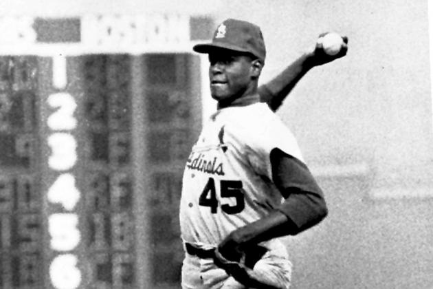 Bob Gibson Had Nowhere to Go but Down—But Only Because MLB Lowered the Mound