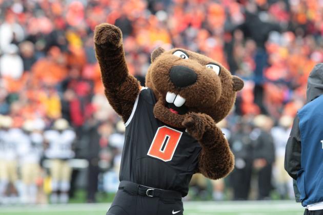Oregon State Beavers Linebacker Michael Greer Leaves Program