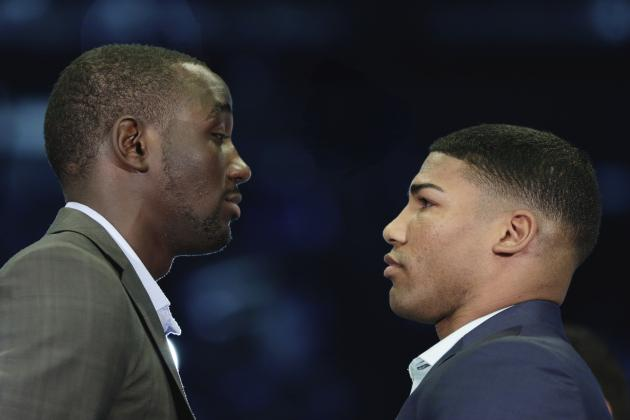Terence Crawford vs. Yuriorkis Gamboa: Fight Time, Date, Live Stream and TV Info