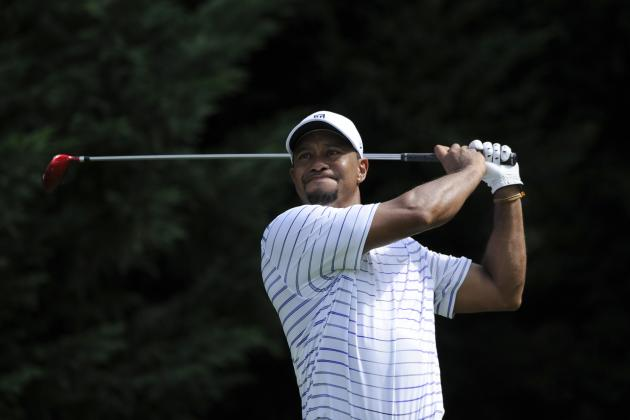 Tiger Woods Return: Latest Buzz Before 2014 Quicken Loans National