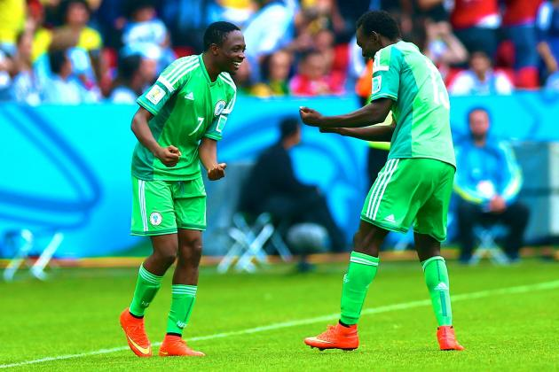 How Nigeria's Loss to Argentina Sets the Template for France Match