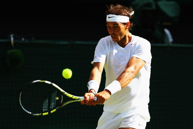 Wimbledon 2014: Schedule and Bracket Predictions for Day 4 at All England Club