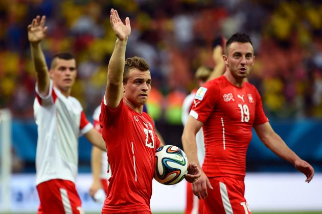 Shaqiri Form Huge for Swiss but Only Great Defence Can Take Them Past Argentina