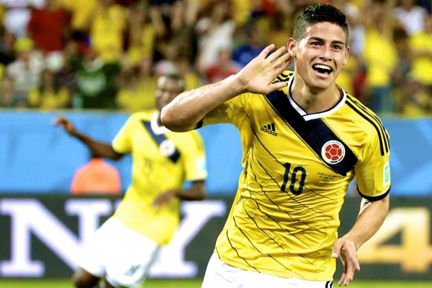 Messi, Neymar, James Rodriguez and the Rebirth of the South American No. 10