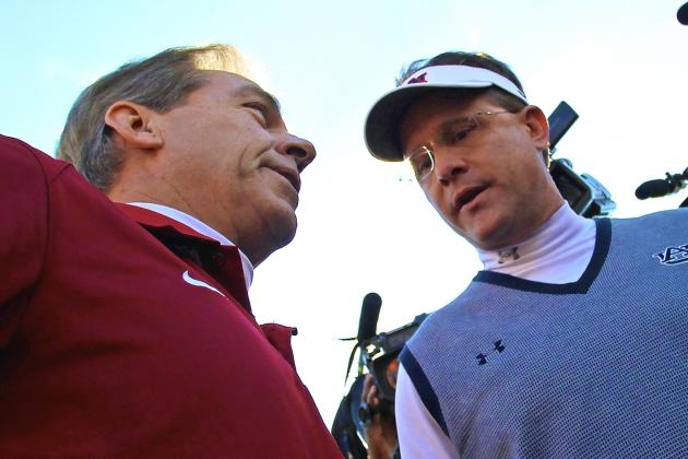 Auburn's Latest Run of Commits Is Nice, but Alabama Is Still King of Recruiting