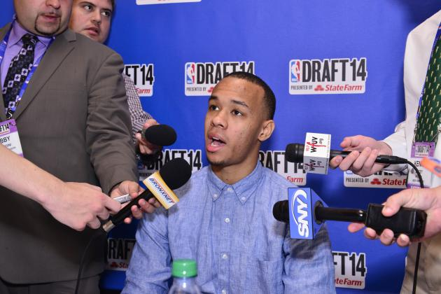NBA Rumors: Latest Buzz Approaching 2014 NBA Draft