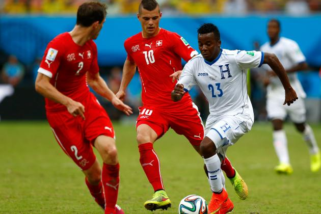 World Cup Results 2014: Scores, Updated Group Table and Fixtures After Day 14