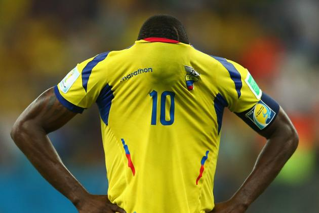 Ecuador Hold France but Crash Out After Disappointing World Cup