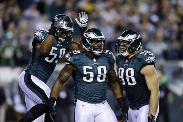 Projecting the Ceiling, Floor for Philadelphia Eagles in 2014