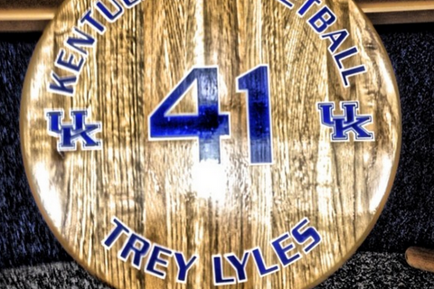 Trey Lyles Will Wear No. 41