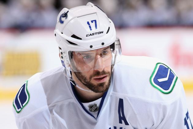 NHL Rumors: Latest Rumblings on Ryan Kesler, Paul Stastny and More
