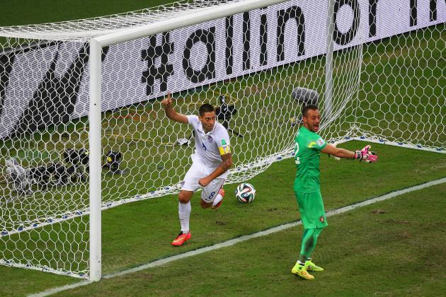 USA vs. Germany 2014: Breaking Down Top Storylines in Pivotal Group G Showdown
