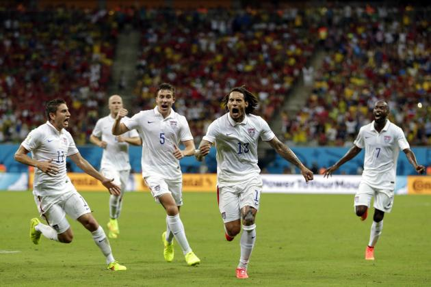 USA vs. Germany: Match Odds, Viewing Info and Players to Watch on Thursday