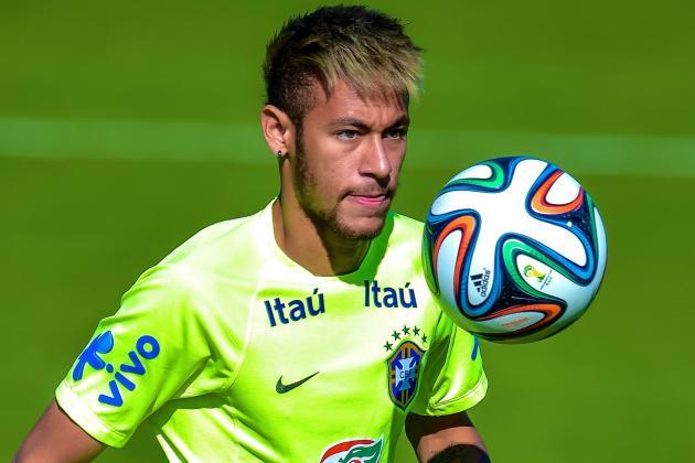 Brazil Need a World Cup Plan B in Attack Despite Neymar Brilliance