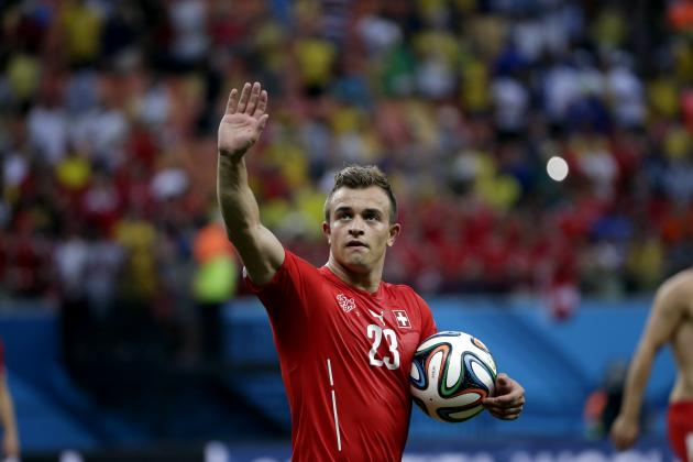 Xherdan Shaqiri Hat-Trick Leaves Bayern Munich with Squad-Planning Dilemma